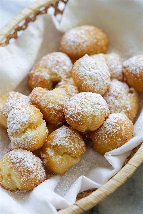 easy beignets recipe fail proof rasa malaysia