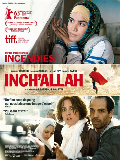 film hacker streaming francais inch allah film 2011 allocin 233