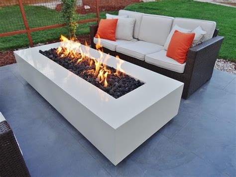 Landscaping In Denver 187 Blog Archive 187 Contemporary Modern Outdoor Firepit