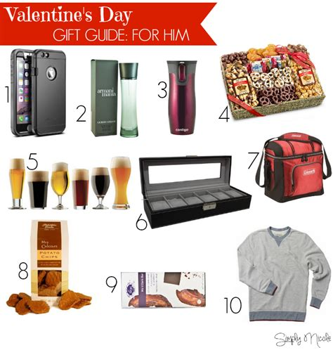 gift guide valentine s day gifts for him lauren conrad valentine s day gift guide for him simply nicole