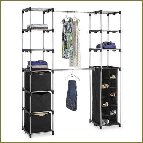 Whitmor Rod Freestanding Closet by Whitmor Rod Freestanding Closet Cover Home Design