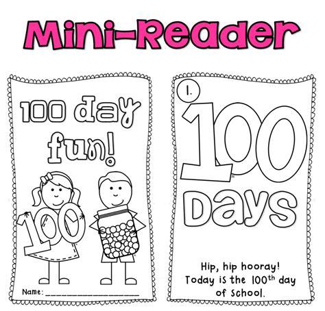 day school activities 8 best images of 100 days of school free printables