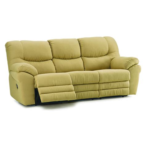 palliser leather reclining sectional
