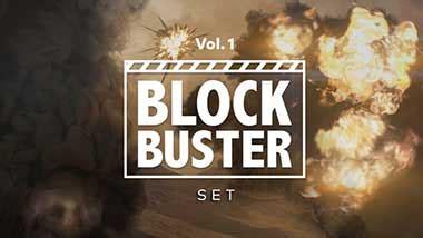 Filmora Block Buster Vol4 Set block buster vol1 set