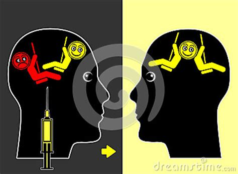 mood swings medication mood swings medication stock illustration image 54310461