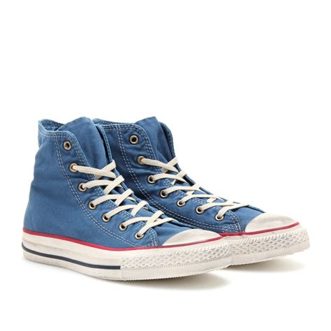 Converse All High converse all high tops blue flower delivery co uk
