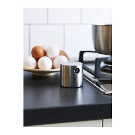 ordning ikea ikea ordning stainless steel kitchen timer new in box egg timer bbq cooking bake ebay