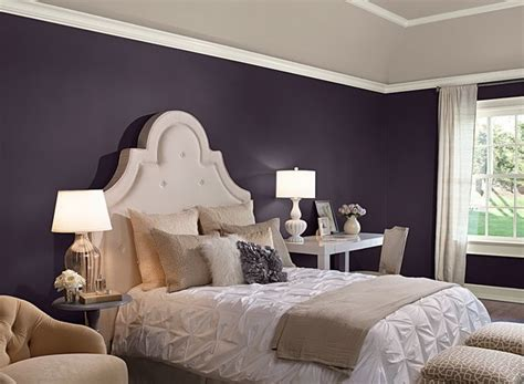 benjamin moore shadow 80 inspirational purple bedroom designs ideas hative