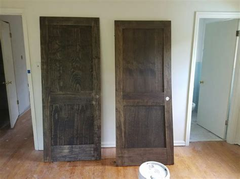 wood conditioner    difference pine doors