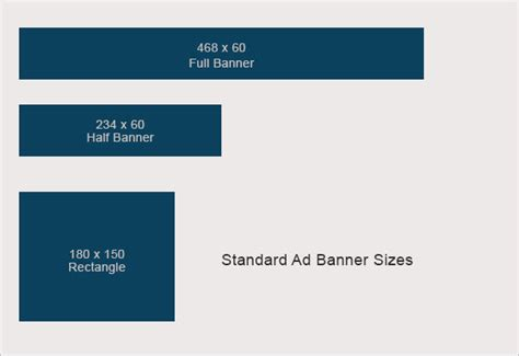website layout design size web banner design to promote your product or website