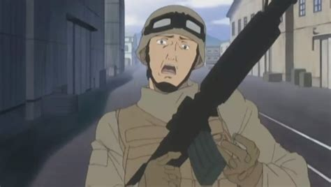 Anime U To by Anime American Soldier Pictures To Pin On