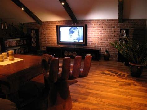 attic tv room attic works june 2012
