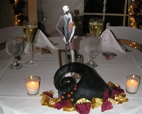 nightmare before wedding centerpieces 1000 images about nightmare before wedding