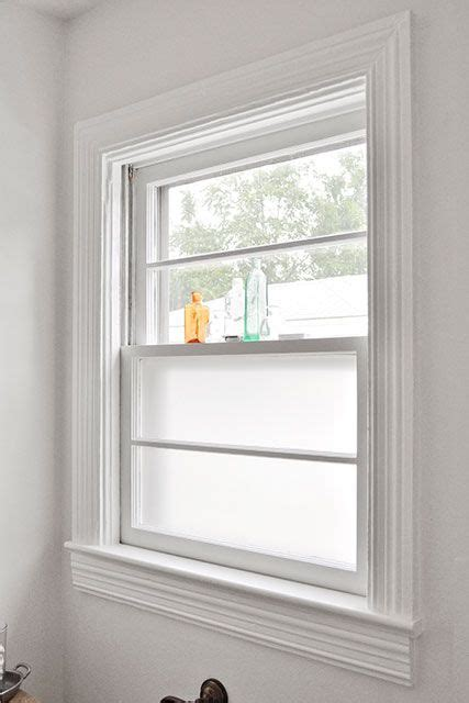 Bhg Kitchen And Bath Ideas Frosted Bathroom Window Home Pinterest