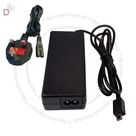 Adaptor Charger Asus 19v 1 75a 19v 1 75a ac adapter charger for asus eeebook x205 x205ta