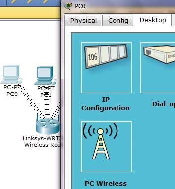 configurare ip wireless how to configure wireless network in packet tracer