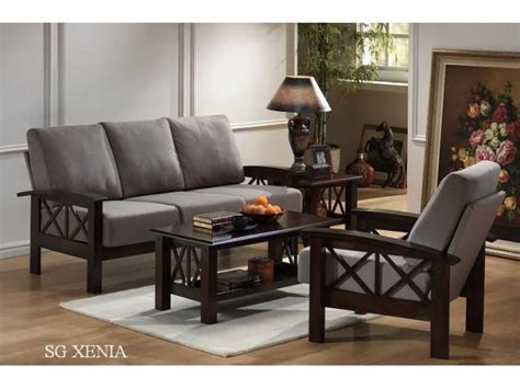 wooden sofa sets for living room sofa design relax place wooden sofa sets designs category