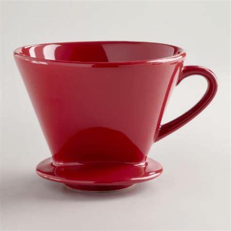 Sale Murah December Coffee Dripper ceramic drip coffee filter world market