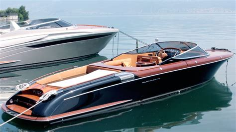 speed test italy riva boats designboom visits the luxury boat manufacturer