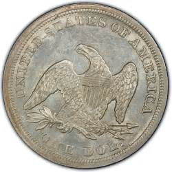 1845 seated liberty silver dollar values and prices past sales coinvalues com