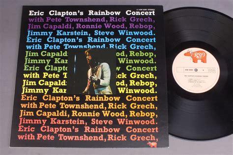 Eric Clapton S Rainbow Concert Vinyl - eric clapton eric clapton s rainbow concert vinyl records