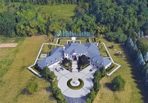 Detroit Court Records Widow Megachurch Battle For Of Mansion Millions They Arrested In