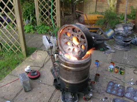 backyard smelting 28 images homebuilt electric melting