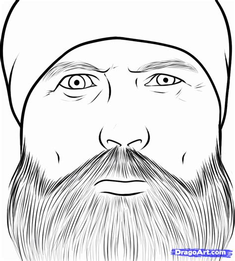 coloring pages of duck dynasty duck dynasty people coloring pages robertson duck