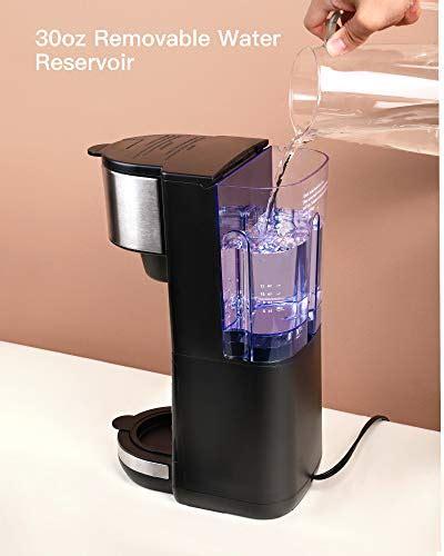 sboly single serve coffee maker   coffee machine