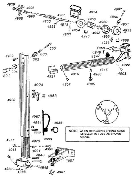 Rv Awning Parts Diagram by Roll Up Parts Shademaker Products Corp