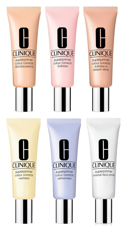 The Clinique Superprimer Primer clinique superprimer primers beautiful makeup search