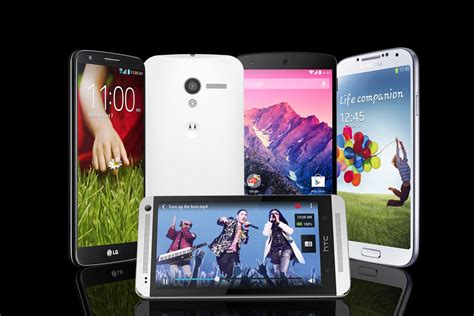 for android mobile galaxy s4 vs htc one vs lg g2 vs moto x vs nexus 5 android battle digital trends