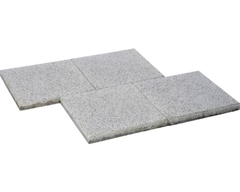 terrassenplatten istone basic beton terrassenplatte istone basic granit wei 223 40x40x4cm