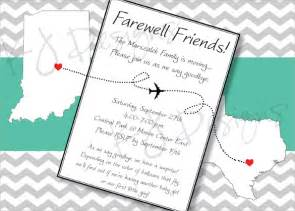 Farewell Invitation Template Free by Sle Farewell Invitation Template 8