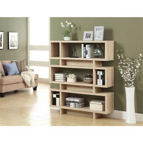 monarch specialties corner bookcase monarch specialties natural open bookcase i 3201 the