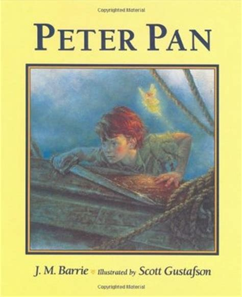 pan books quote by j m barrie second to the right and