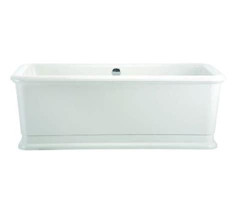 rectangle bathtub burlington london rectangle soaking bath tub