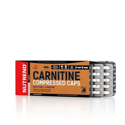 l creatine dosage carnitine compressed caps nutrend supplements