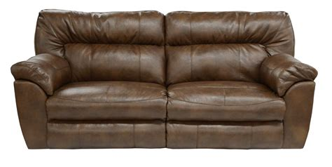 extra wide leather recliner catnapper nolan leather extra wide reclining sofa