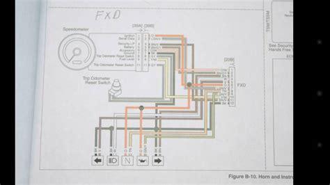 harley davidson motorcycle tachometer wiring diagram get