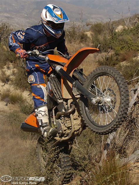 Ktm Road Motorcycles 2008 Ktm Xc Road Lineup Motorcycle Usa