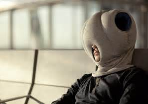 Office Space Neck Brace Ostrich Pillow Hat Lets You Sleep Anywhere My Disguises