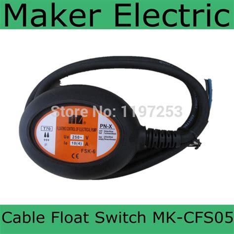 Float Switch Drakos Kabel 5meter pumpe schwimmerschalter kaufen billigpumpe