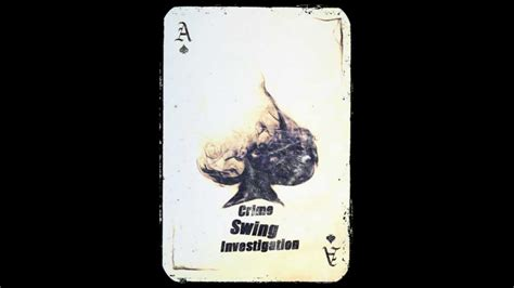 swing for a crime εσύ είσαι η αιτία crime swing investigation youtube