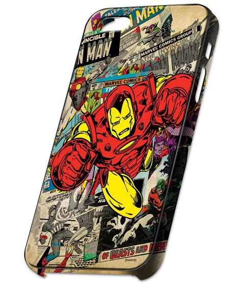 Ironman Iphone 5 5s disney ironman comicstrip for iphone 5 5s buy