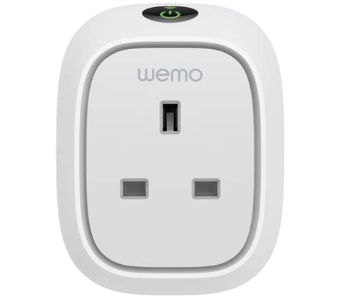 belkin wemo insight home automation switch white ios