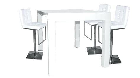 Table Haute Avec Tabouret Pour Cuisine by Table De Cuisine Avec Tabouret Table Haute Cuisine Avec