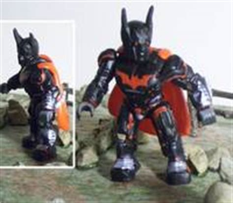 Lego Bertoyindo Mega Bloks Batman batman beyond mega bloks mega bloks custom figure