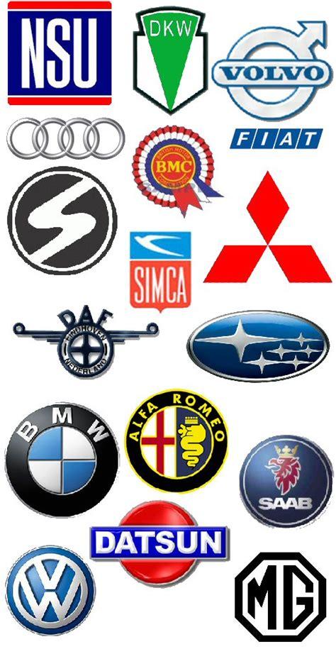 Marcas De Auto Logos by Logos De Autos Bandeim