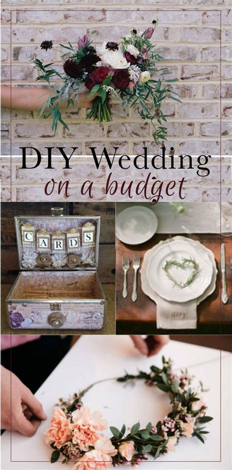 DIY Wedding on a Budget   Diy wedding bouquet, Floral